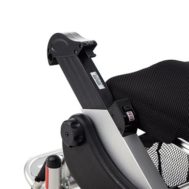 Foldable Electric Wheelchair, extremely lightweight